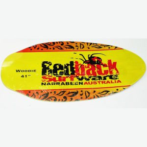 "Redback 41"" Woodie (Yellow)"