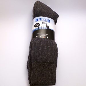 Buller Budget 3-Pack Work Socks