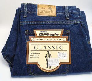 Real McCoy Jeans-Short