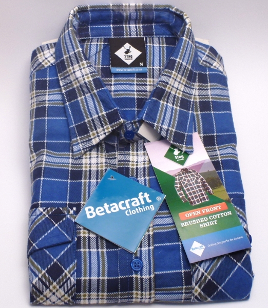 Stag - Mens Work Shirts