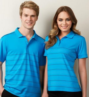 Laguna Stretch Jersey Ladies Polo