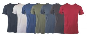 Mens Bamboo T-Shirts