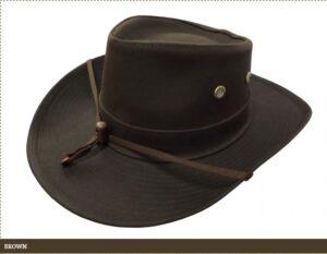 The MacKenzie Oilskin Hat