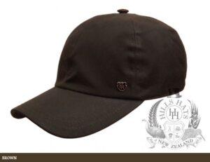 Oilskin Baseball Cap
