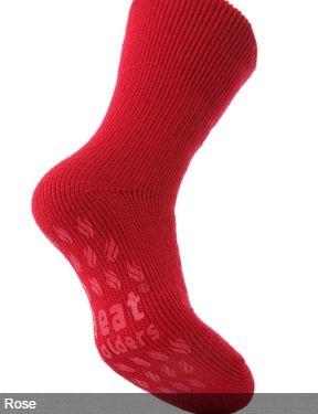 Thermal Grip Socks