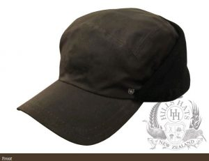 The Game Oilskin Cap