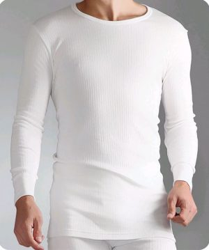 Mens Thermal long sleeve top