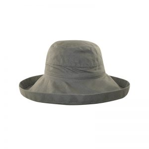 Ladies Rough Cotton Noosa Hat