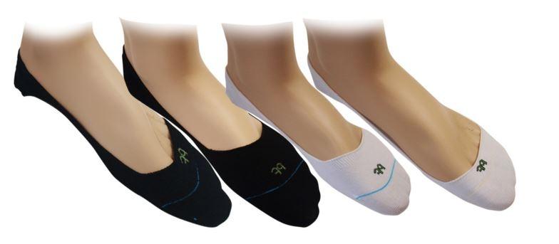 Bamboo invisi-sock