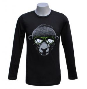 Sheep Shades Mens Long Sleeve T-shirt