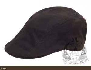 The Bluff Oilskin Duckbill Cap