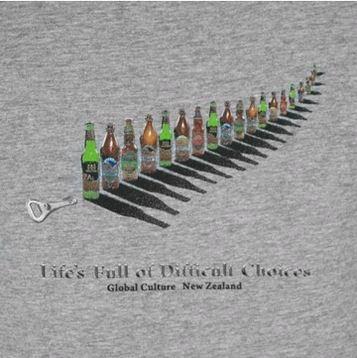 Beer Fern Men's Singlet