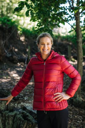 Moke' Womens Short Duck Down Jacket-Lyn