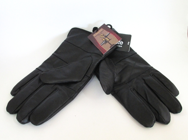 THINSULATE Mens Leather Drivers Glove