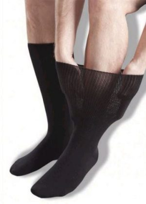 Iomi Footnurse Extra Wide Oedema Sock