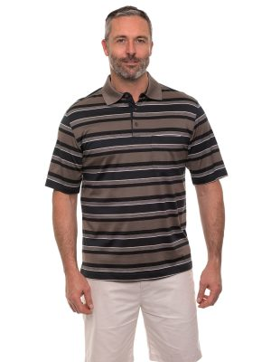 Breakaway Mercerised Cotton Polo