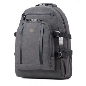 Troop Classic Large Backpack- Black