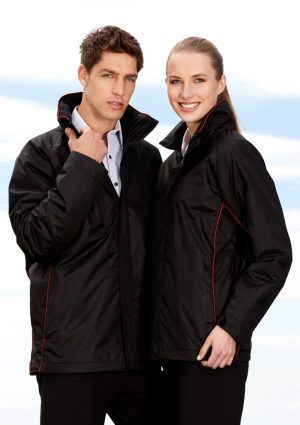 Core Unisex Microfleece Lined Showerproof Jacket