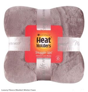 Heat Holder Snuggle Up Blanket
