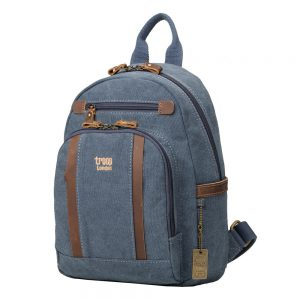 Troop London Classic Small Backpack - Blue