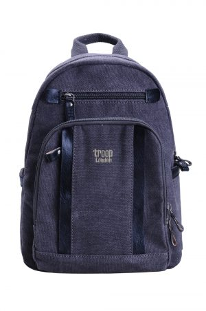 Troop London Classic Small Backpack - Black