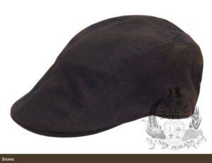 The Bluff Oilskin Duckbill Cap