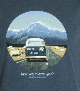 Are We There Yet Men's Tee