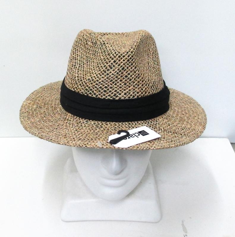 ALF String Paper Fedora Hat
