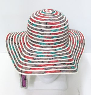 Tropical Reef Wide Brim Hat