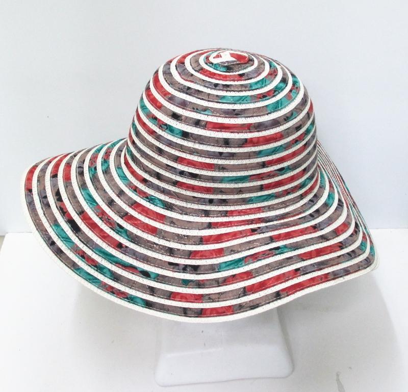 Tropical Reef Wide Brim Hat