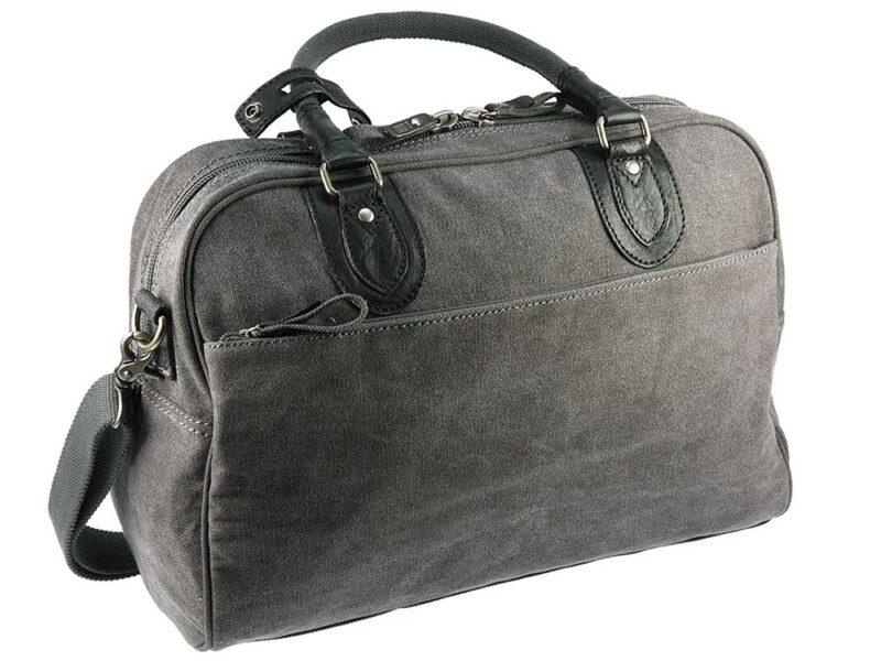 Troop London Travel Holdall meduim Bag black