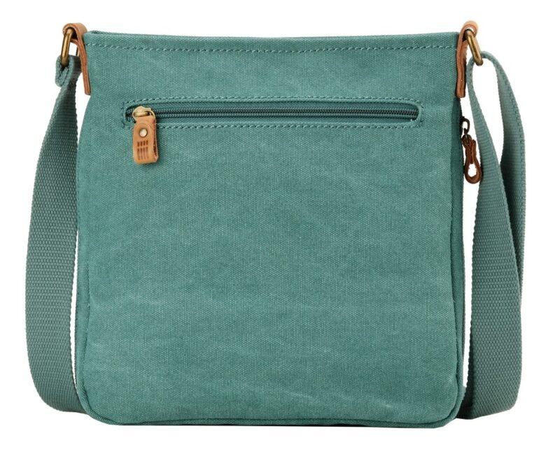 Troop Classic Zip Top Body Bag-Turquoise