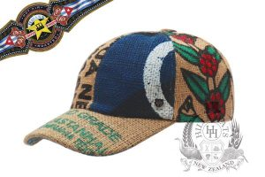 Hlls Hats - Wellington's Havana Coffee Works Baseball Cap