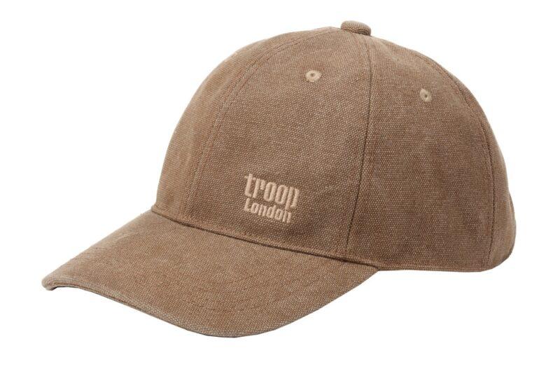 Arizona Peaked Cap-Brown