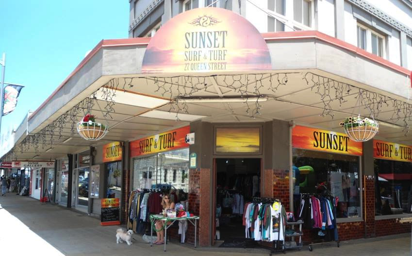 Sunset Surf & Turf - Shop Image