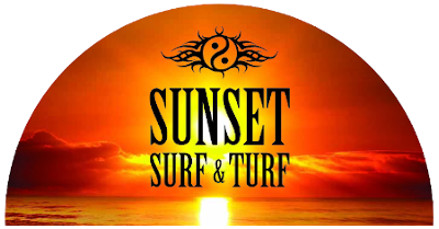 Sunset Surf & Turf