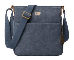 Troop London Shoulder bag blue