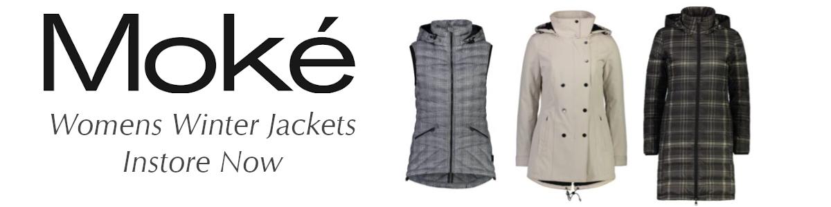 Moke Womens Winter Jackets