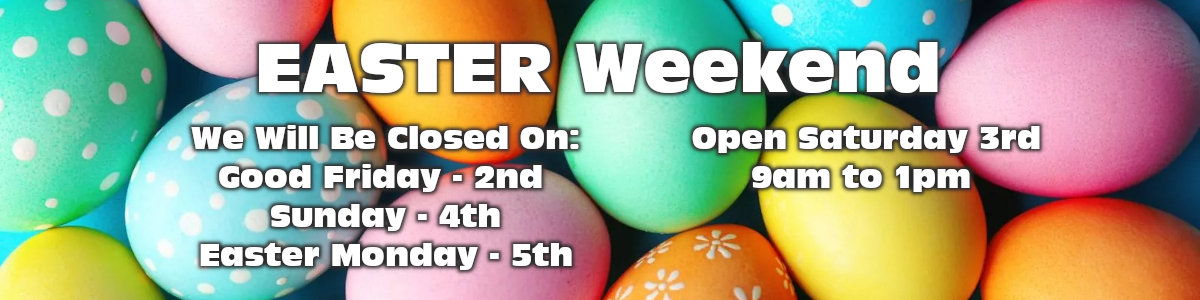 Sunset Surf & Turf Easter Hours