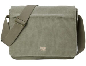 Troop London Messager Bag Khaki